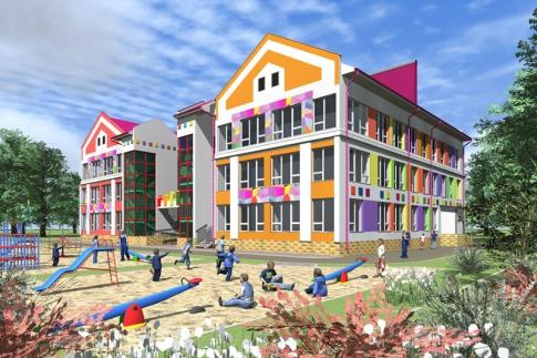 """На """"Гірці"""" планують збудувати ще один дитячий садок"""